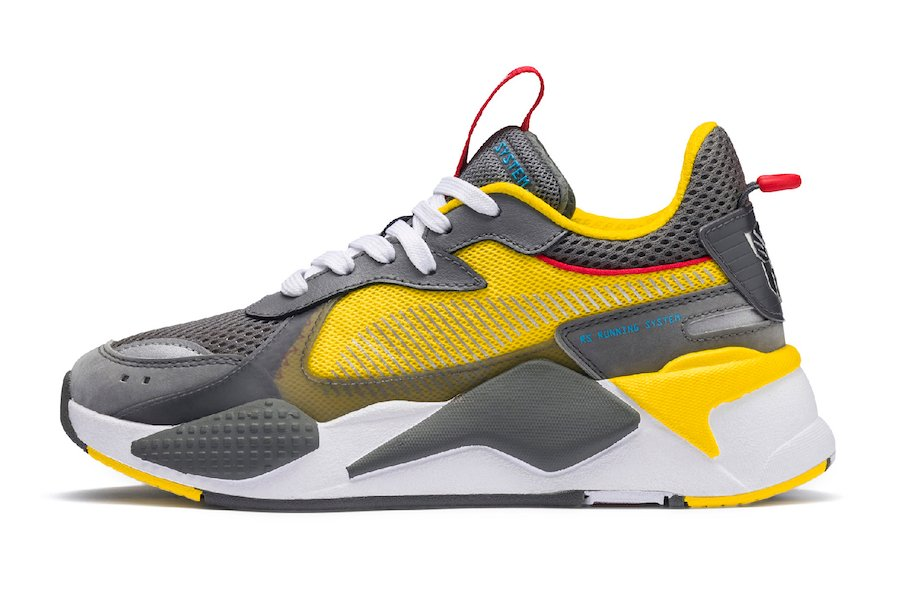 Hasbro Puma RS-X Transformers Bumblebee Release Date