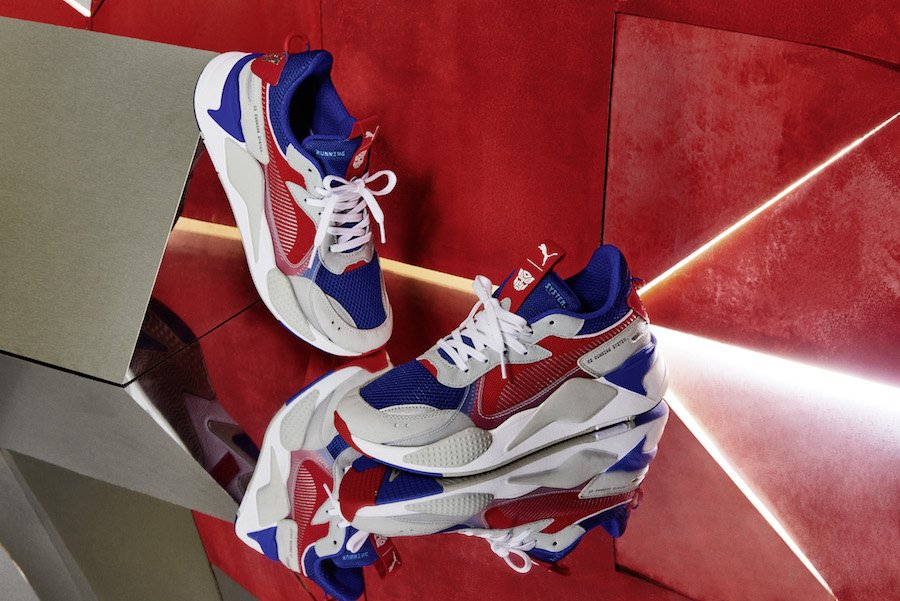 Habro Puma RS-X Transformers Release Date