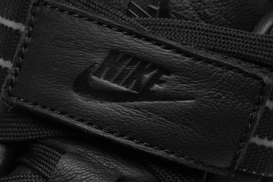 John Elliott Nike Vandal High Black