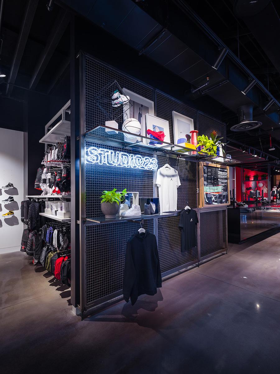 Jordan Brand Jumpman LA Store