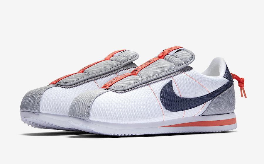 Kendrick Lamar Nike Cortez Basic Slip AV2950-100