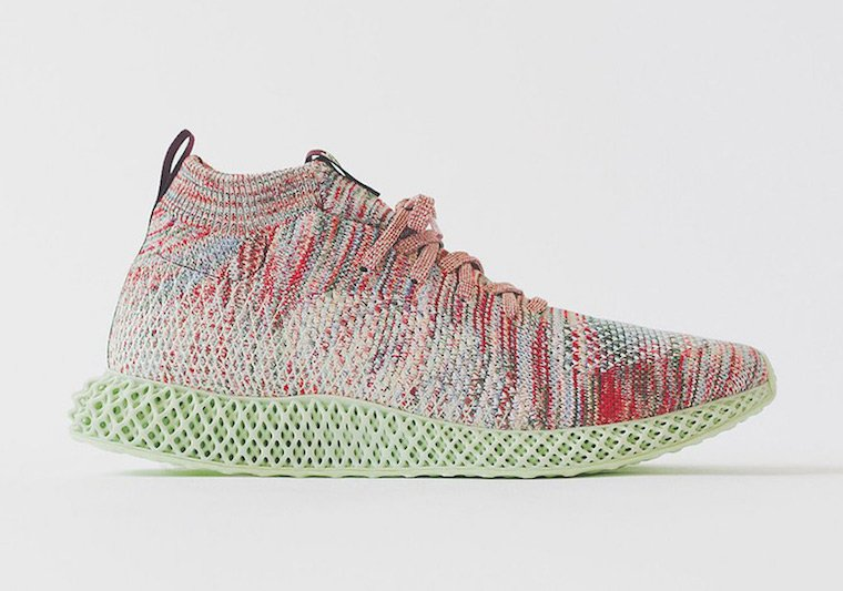 Kith adidas 4D Release Date