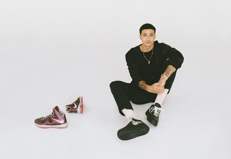 Kyle Kuzma Signs Sneaker Deal with Goat
