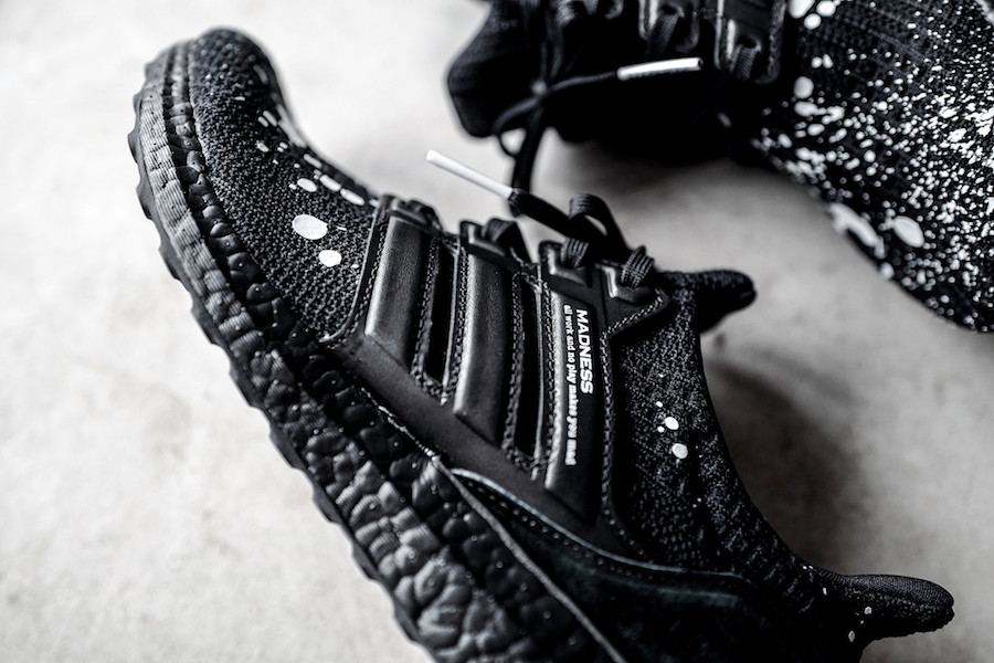 Madness adidas Ultra Boost Black Release Date