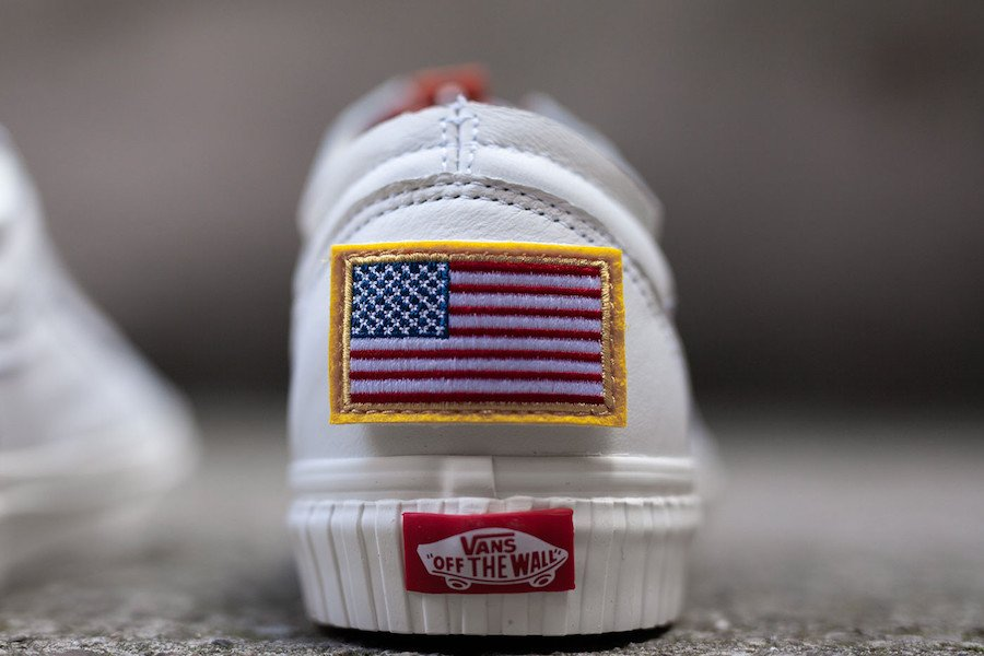 NASA Vans Space Voyager Old Skool SK8-Hi