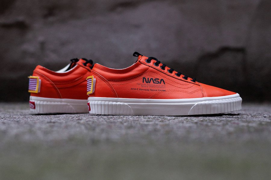 NASA x Vans Old Skool Release Date | SneakerFiles