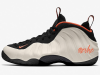Nike Air Foamposite One Sail Habanero Red Black 314996-101