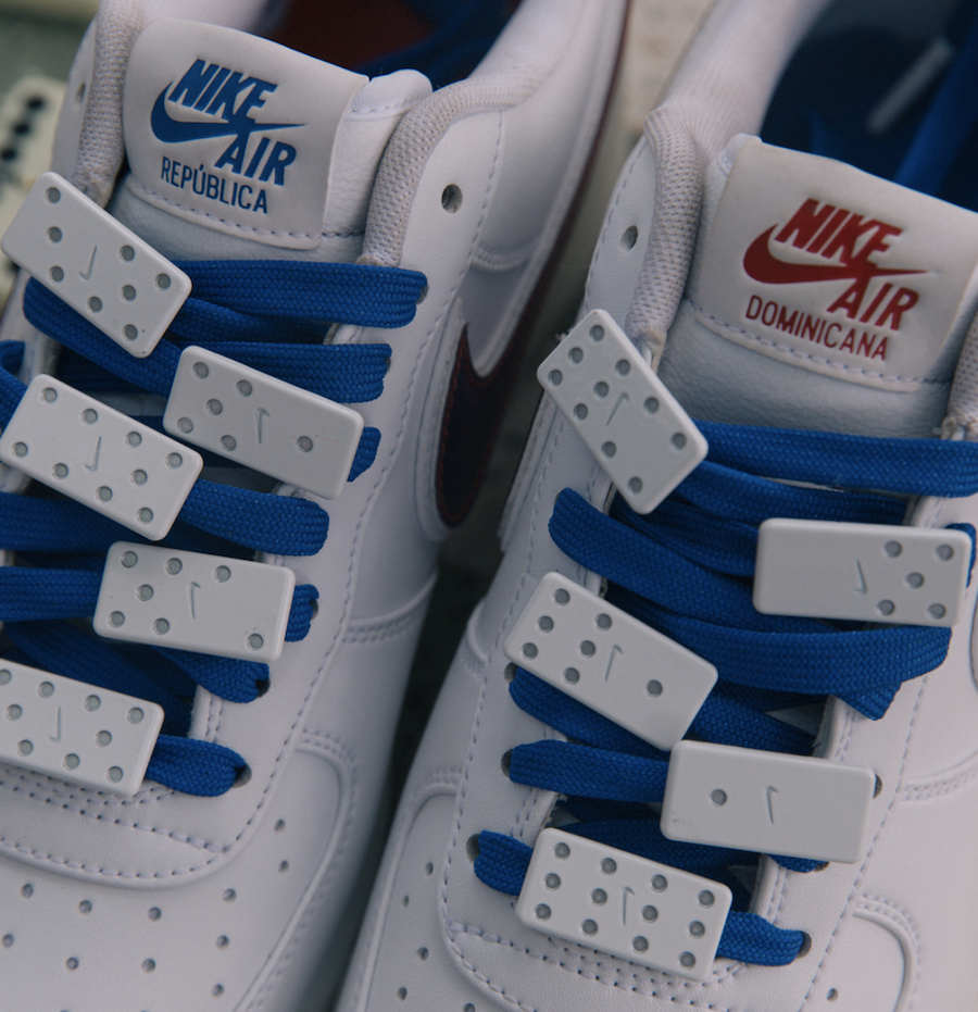 Nike Air Force 1 Dominican Republic Release Date