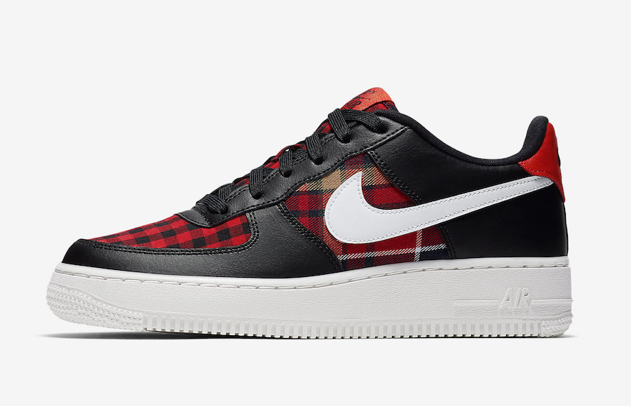 Nike Air Force 1 Low Flannel 849345-004