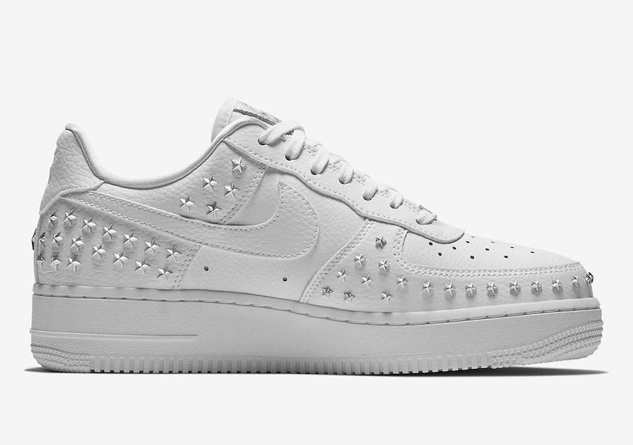 Nike Air Force 1 Low Stars AR0639 100 AR0639 001 Release