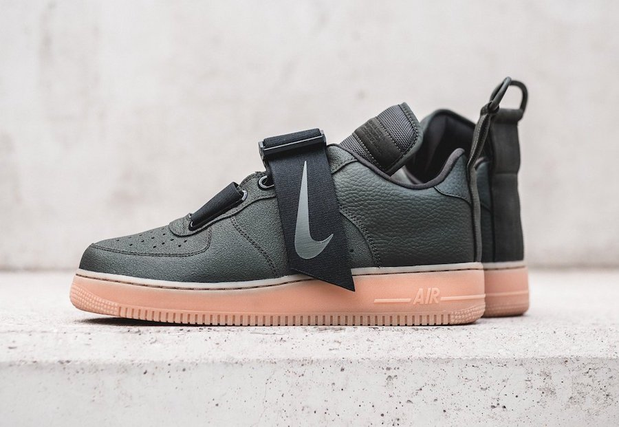 Nike Air Force 1 Utility Olive Gum