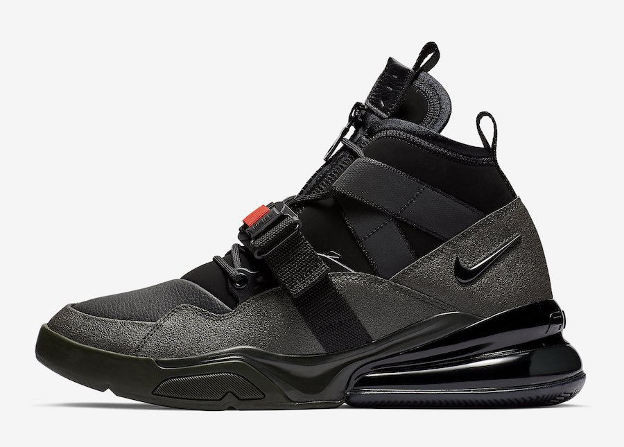 Nike Air Force 270 Utility Sequoia AQ0572-300