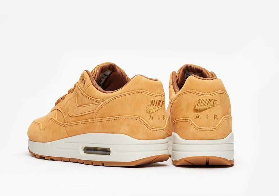 Nike Air Max 1 Wheat 875844-701