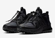 Nike Air Max 270 Bowfin Triple Black AJ7200-005