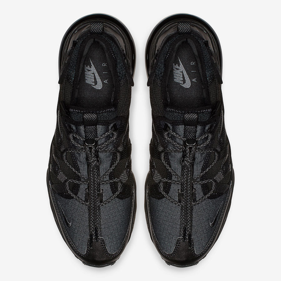 Nike Air Max 270 Bowfin Triple Black AJ7200-005