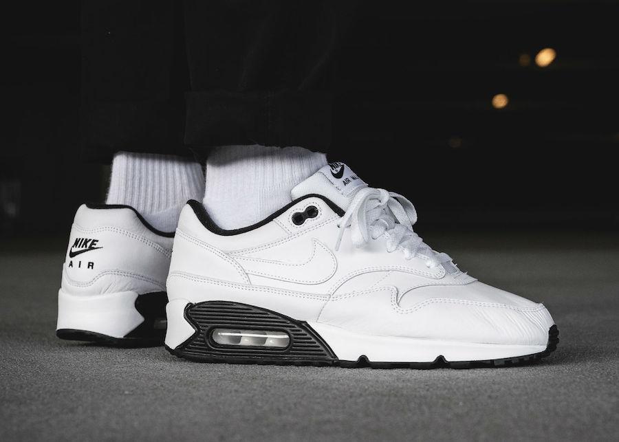 Nike Air Max 90/1 White Black AJ7695-106