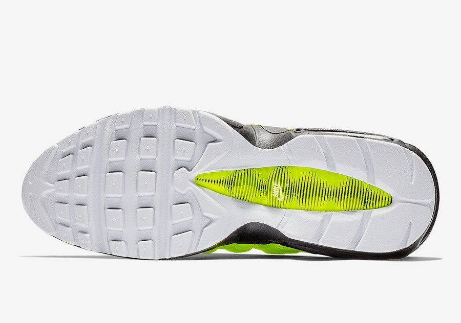 Nike Air Max 95 Volt Glow 538416-701