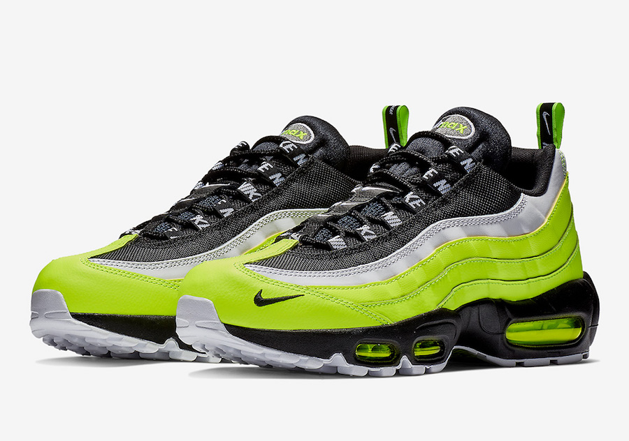 wholesale dealer 68f6e 029e1 Nike Air Max 95 Volt Glow 538416-701