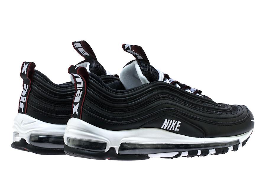 Nike Air Max 97 Black White 312834-008