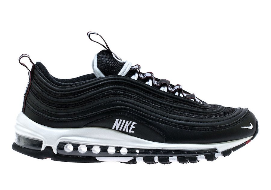 55e0400d497c Nike Air Max 97 Black White 312834-008 Release Date