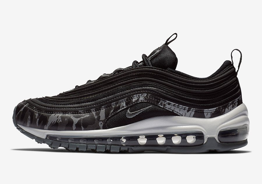 Nike Air Max 97 Camouflage 917646-005 Release Date