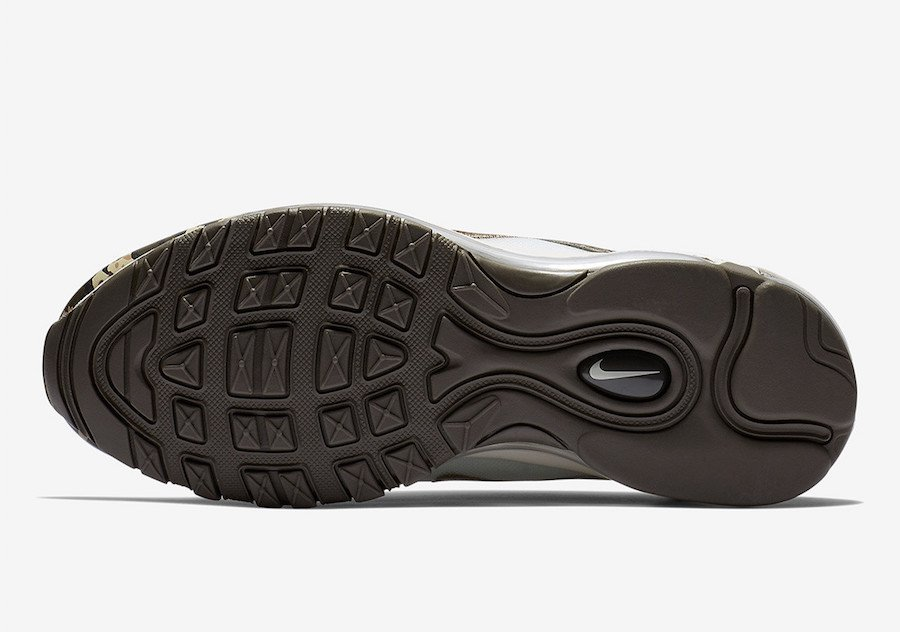 Nike Air Max 97 Camouflage 917646-201 Release Date
