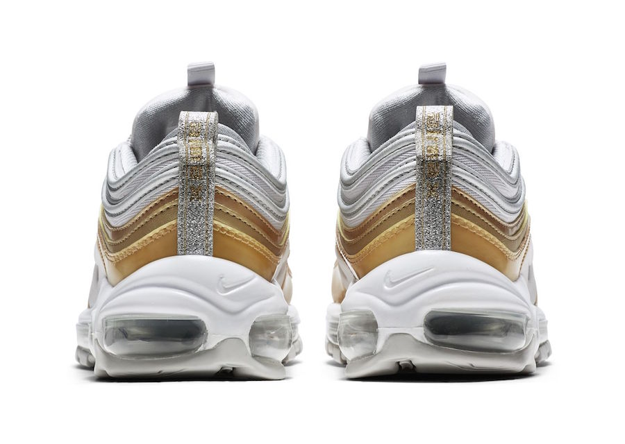 Nike Air Max 97 Metallic Gold Pack AQ4137-001 Release Date