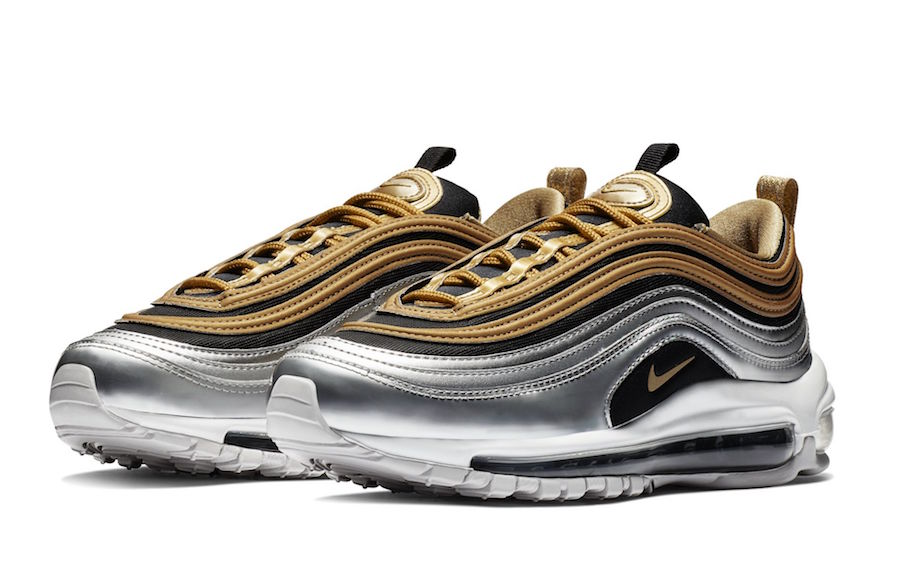 Nike Air Max 97 Metallic Gold AQ4137-700 Release Date