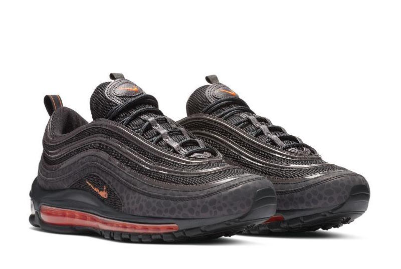 Nike Air Max 97 Off Noir Total Orange BQ6524-001