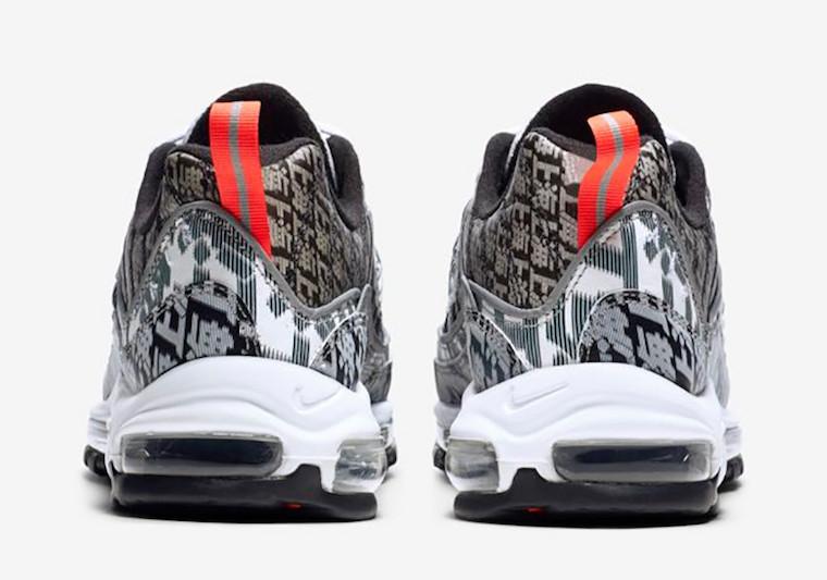 Nike Air Max 98 Shanghai Release Date