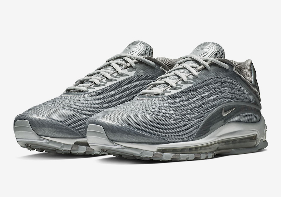 Nike Air Max Deluxe Triple Grey Release Date