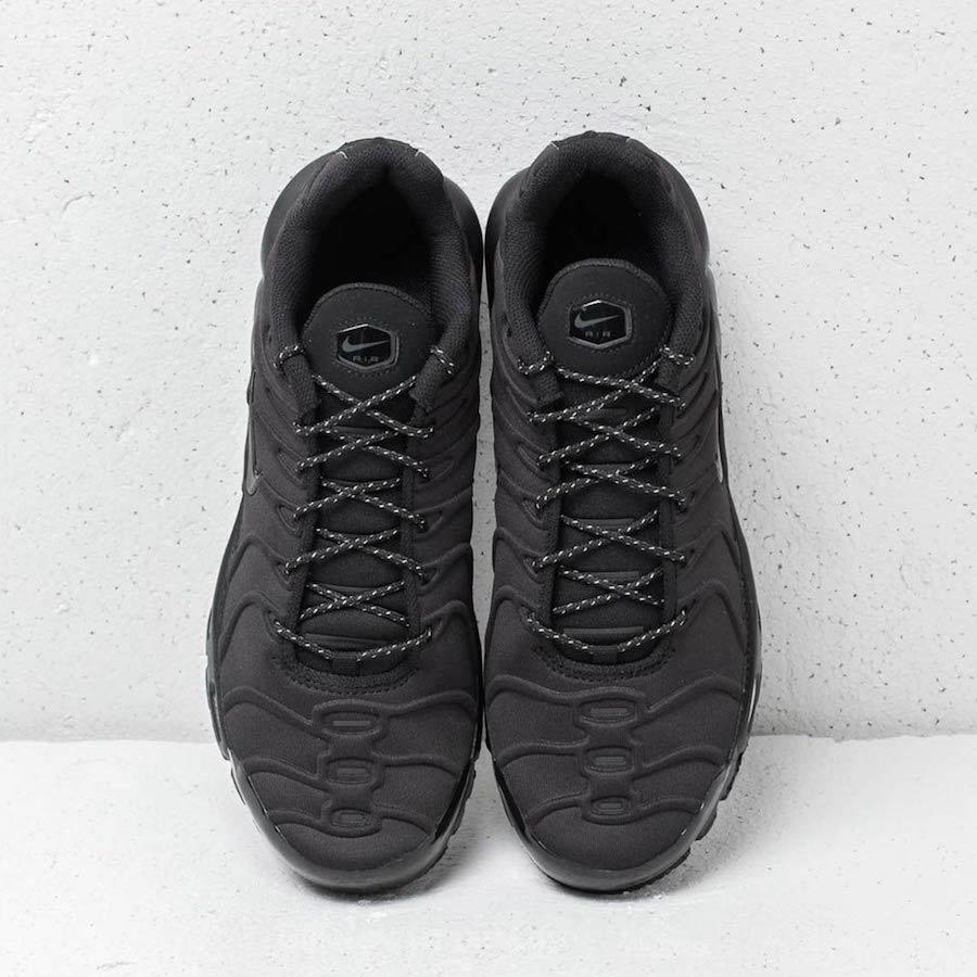 Nike Air Max Plus Triple Black Release Date