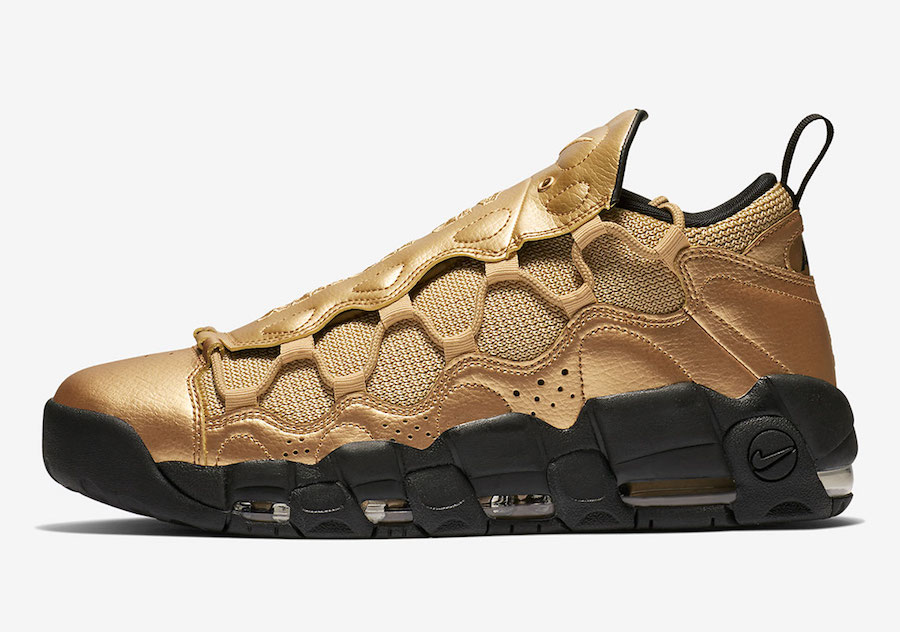 Nike Air More Money Gold AJ2998-700