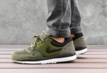Nike Air Safari Olive Canvas 371740-304
