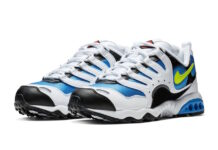 Nike Air Terra Humara White Blue Volt Grey Teal Release Date
