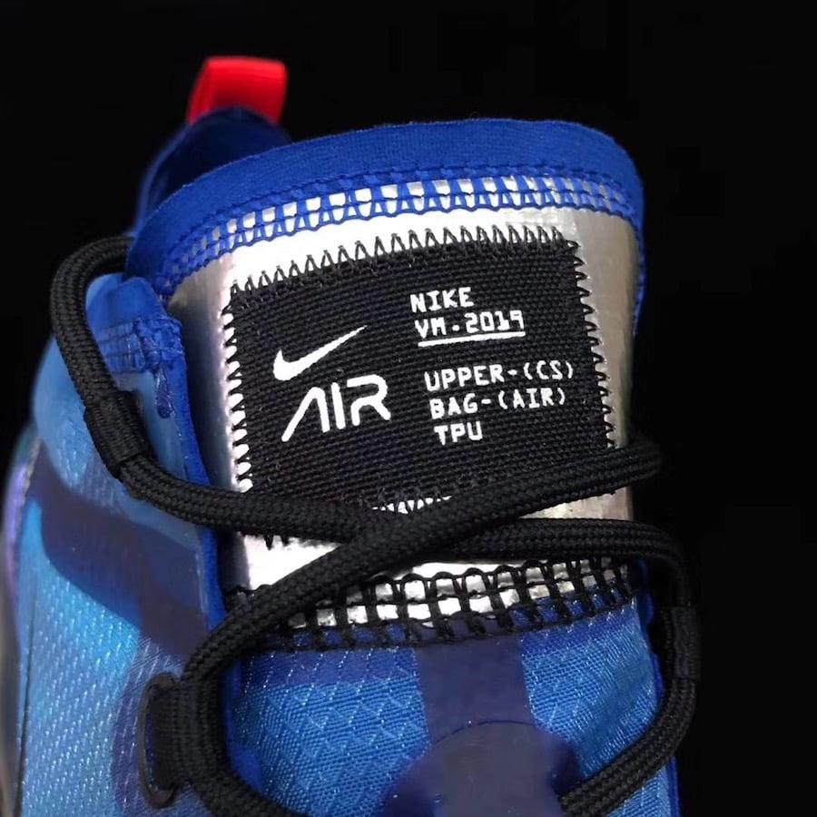 Nike Air VaporMax 2019 Blue AR6631-400