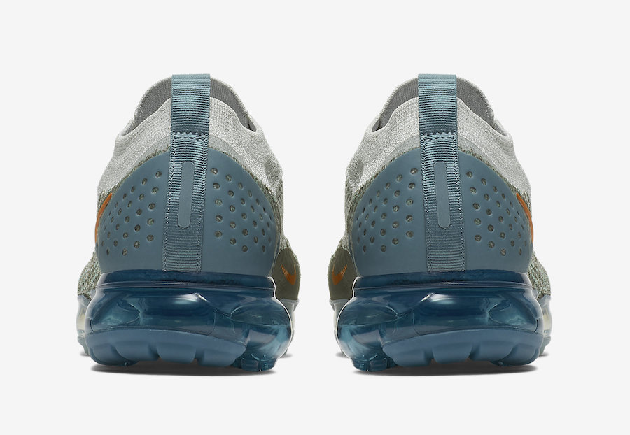 Nike Air VaporMax Moc 2 Celestial Teal AJ6599-005