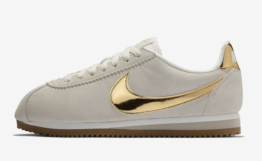Nike Cortez Metallic Gold Pack 902856 014 902856 013