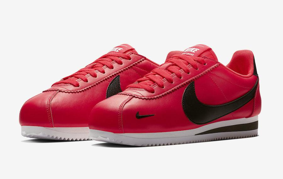 buy online 0148f d4e61 Nike Cortez Premium Red Orbit 807480-601 Release Date ...
