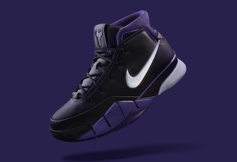 Nike Kobe 1 Protro Purple Reign AQ2728-004 Release Date