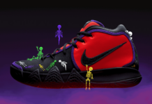 Nike Kyrie 4 Day of the Dead Release Date