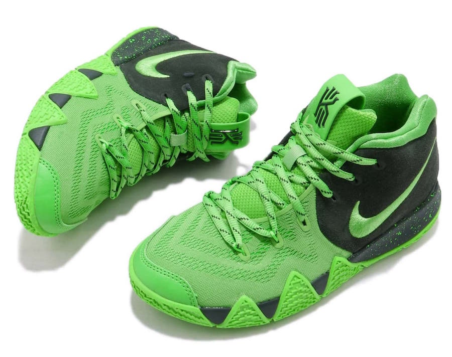 Nike Kyrie 4 Spinach Green AA2897-333