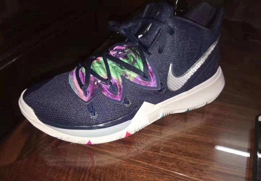Nike Kyrie 5 Tie-Dye