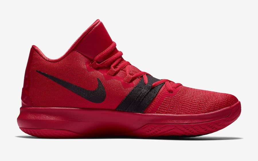 Nike Kyrie Flytrap University Red Metallic Gold AA7071-600