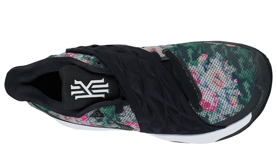 Nike Kyrie Low Floral AO8979-002 Release Date Info