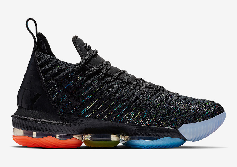 Nike LeBron 16 I Promise We Are Family AO2595-004