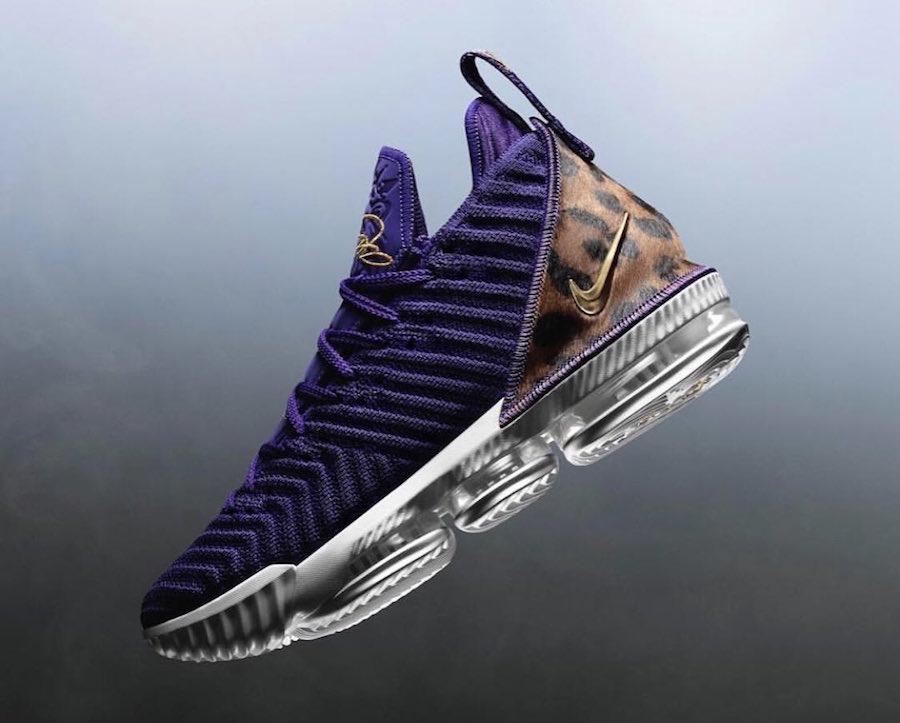 Nike LeBron 16 King Court Purple AO2588-500