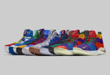 Nike NBA Opening Week PE 2018 Collection