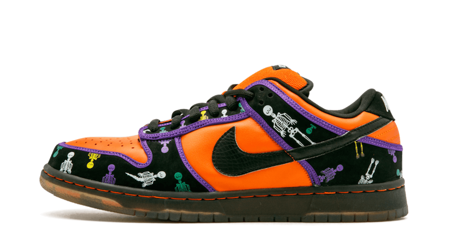 Nike SB Dunk Low Day of the Dead