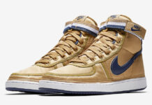 Nike Vandal High Supreme Metallic Gold AH8652-700